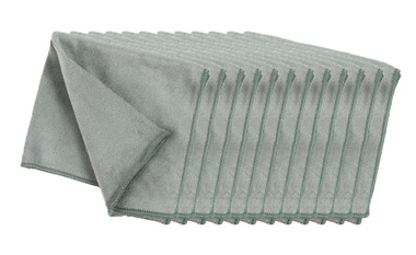 12-pack of whiteboard cleaning cloths